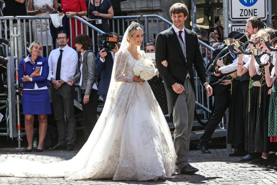 <h5>Hochzeit von Ernst August von Hannover Junior und Ekaterina Malysheva, Hannover, 08.07.2017  (c) Torsten Helmke</h5>